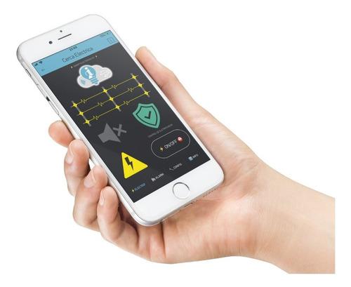 Modulo Wifi Para Cerca Electrificada Seg