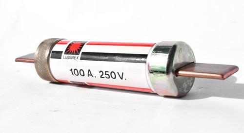 Fusible De Cañuela 100 Amp  250 V Legrand