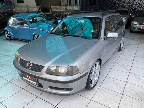 Volkswagen Parati 1.0 Mi Plus 16v Gasolina 4p Manual G.iii