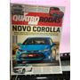 Revista Quatro Rodas Novo Corolla Ed 713 Outubro 2018