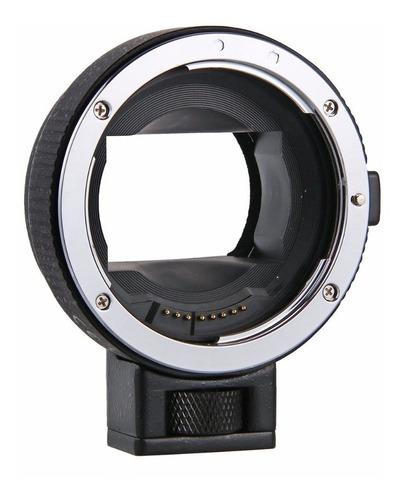 Adaptador De Lente Canon Ef Af Para Sony Alpha E-mount A7r 9