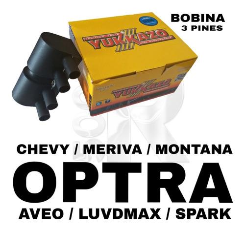 Bobina Optra Aveo Luv Dmax Spark 3  Pines El Tigre