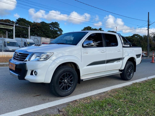 Toyota Hilux Srv Limited 2015 Zero!!!