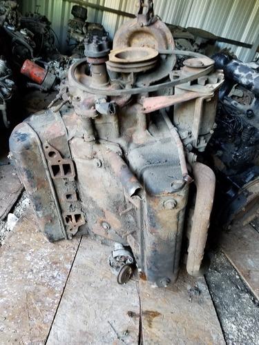 Motor Y Caja  Ford V8