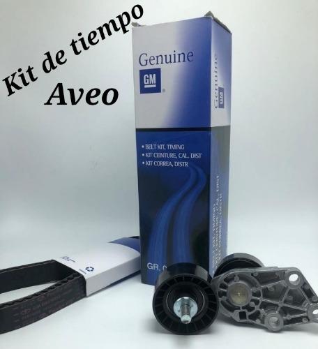 Kit De Tiempo Aveo 2005 2006 2007 2008 2009 2010 2011 2012