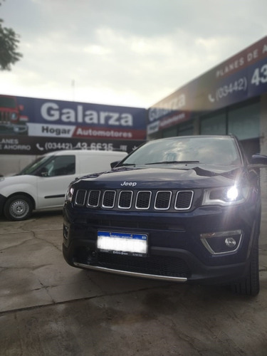 Jeep Compass Limited Plus 2.4l At9 Awd 4x4 Automatica My19