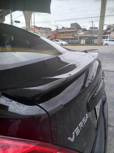 Aerofolio Nissan Versa 2012 A 2020 Novo Frete Grátis