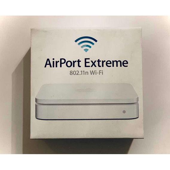 Apple Airport Extreme - 802.11n Wifi A1354 - 4th Generation
