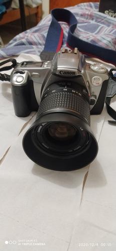 Câmera Slr Canon Kiss Lll L + Lente Full Frame Ef 28-90 Usm