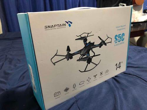 Dron, Marca Snaptain, Modelo S5c Con Camara Hd, Conexionwifi
