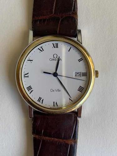 Relógio Omega De Ville Ile De France