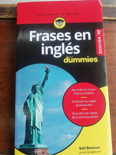 Libro. Frases En Inglés Para Dummies