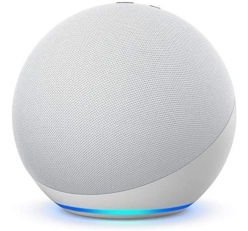 Novo Alexa Echo 4ª Ger. Som Premium Hub De Casa Inteligente