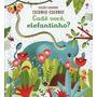 Livros Infantis Cadê Você Elefantinho?: Esconde esconde