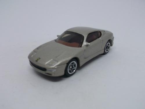 ( L - 140 ) Matchbox Miniatura Da  Ferrari 456 Gt