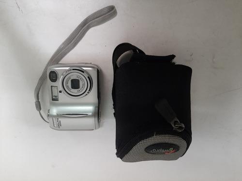 Câmera Fotográfica Nikon Coolpix 3200 Usada