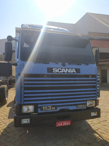 Scania Toco Frontal  113 X 360 10 Marchas