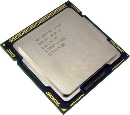 Processador Gamer Intel Core I5-650 Bx80616i5650 De 2 Núcleos E 3.2ghz De Frequência Com Gráfica Integrada