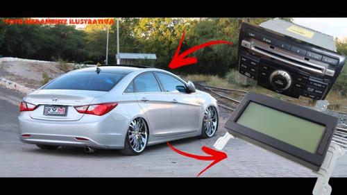 Barato! Lindo Radio Cd Mp3 6 Discos Original Hyundai Sonata