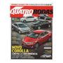 Quatro Rodas Nº655 Corolla Civic Cruze Sentra C4 Lounge Onix