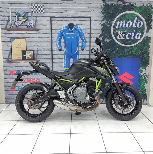 Kawasaki Z650 Abs 2020 - Moto & Cia