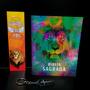 Bíblia Sagrada Leão Colors Bolsa Capa Dura Masculina Kit