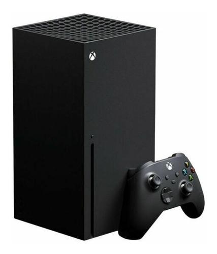 Microsoft Xbox Series X 1tb Cor  Preto