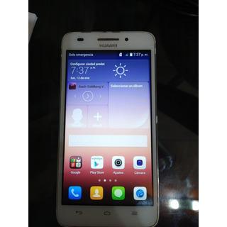 Huawei Ascend G620s 8 Gb 1 Gb Ram Liberado Buen Estado