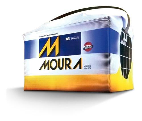 Bateria Moura 12x65 (fox Suran) Colocacion Caba Gratis