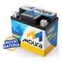 Bateria Moura12v6ahfalcon Cb300 Twister250 Fazer250 Hornet07