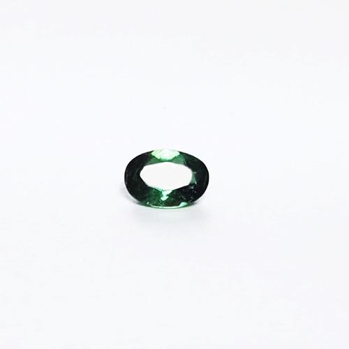 Turmalina , 100%natural, Lapidação Oval! 0,9 Cts