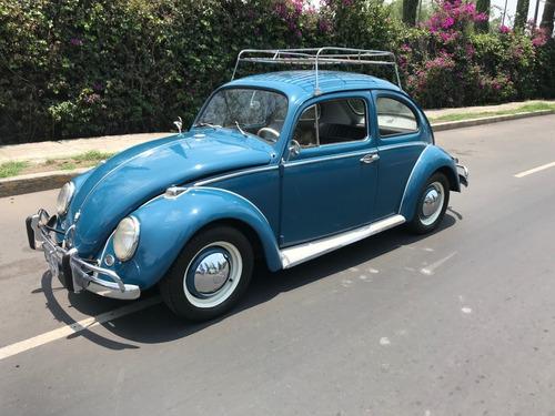 Volkswagen Sedan 1968  Nacional  Factura De Agencia