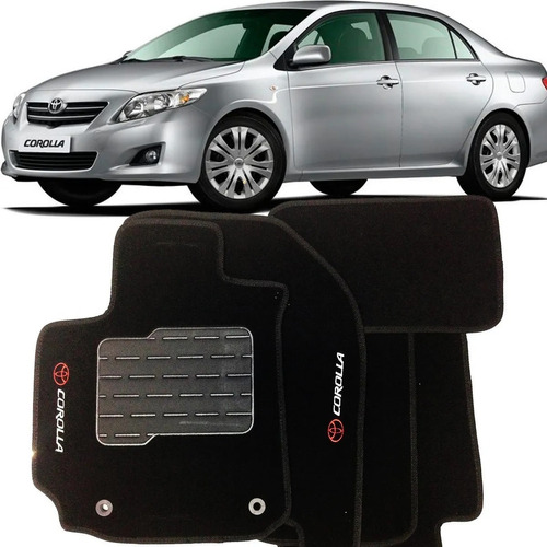 Tapetes Toyota Corolla 2009 2010 2011 2012 2013 2014 2015
