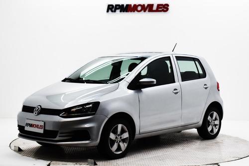 Volkswagen Fox 1.6 Comfortline 5p Mt 2017 Rpm Moviles