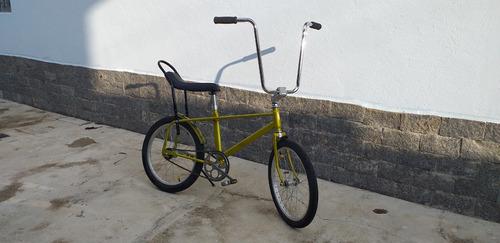 Bicicleta Caloi Fórmula C Customizada Pintura Candy