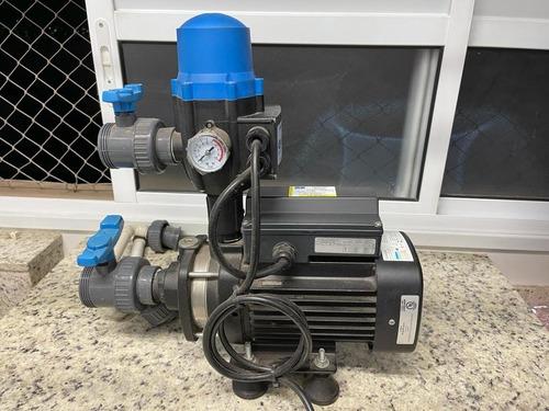 Pressurizador Grundfos 1 110/220v 1,6 Hp + Pressostato Digit