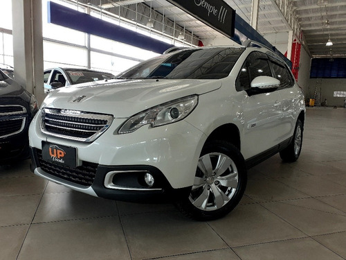 Peugeot 2008 2017 1.6 16v Allure Business Flex Aut. 5p