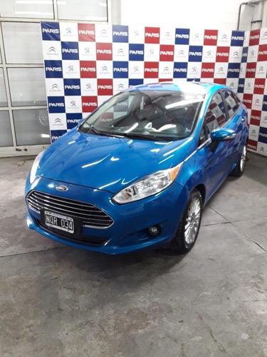 Ford Fiesta 1.6 4p Titanium (kd)