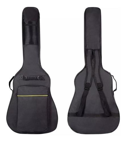 Funda Guitarra Clásica / Acústica Acolchonada 3mm. Rh Mer.
