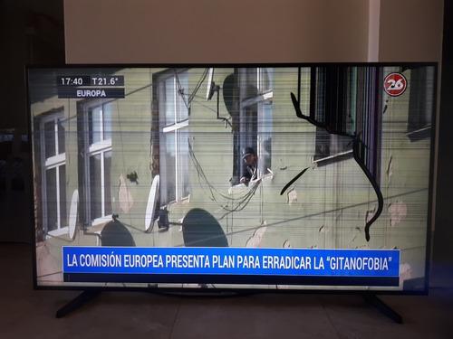 Televisor Samsung Un55nu7090g Pantalla Rota