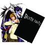 Caderno Death Note L Kira Ryuk Livro Livro Morte Português