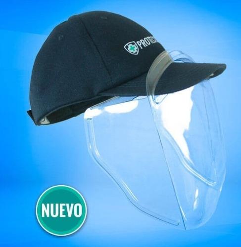 Protector Facial Para Gorra Adaptable Por Mayor Y Menor