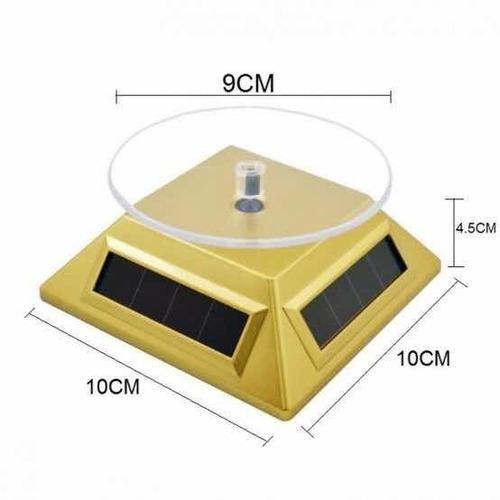 Exibidores Solares Giratorios Para Todo Tipo De Productos !!