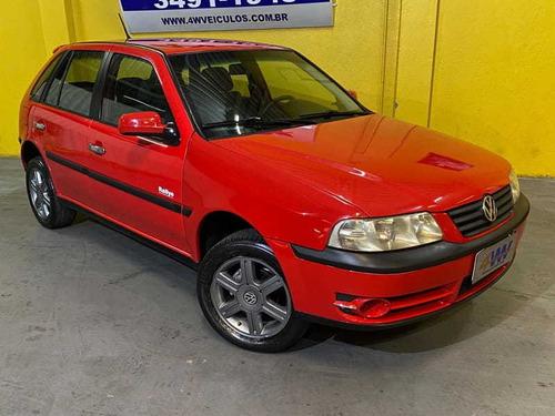 Volkswagen Gol Rallye 1.6(ger.iii)(totalflex) 4p
