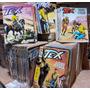Gibi Tex Mensal Tex Coleção Revista Em Quadrinhos Hq´s