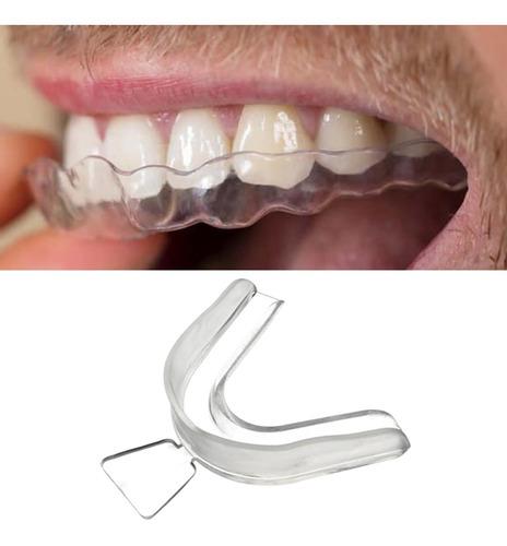 Proteção Bucal Para Bruxismo Ranger Dentes Placa Moldável