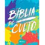 Bíblia Do Culto Com Harpa Cristã Tintas