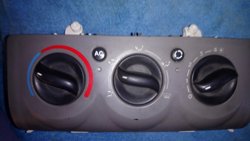 Climatizador Comando Calefaccion Renault Symbol Original