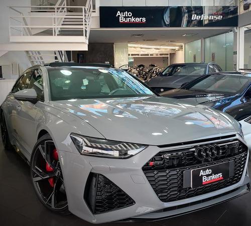 Audi Rs6 4.0 Avant Tfsi