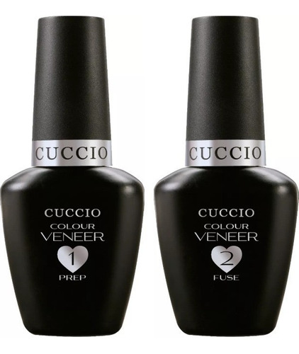 Prep + Fuse Cuccio Colour Veener( Passo 1 Passo #2) 2 Itens